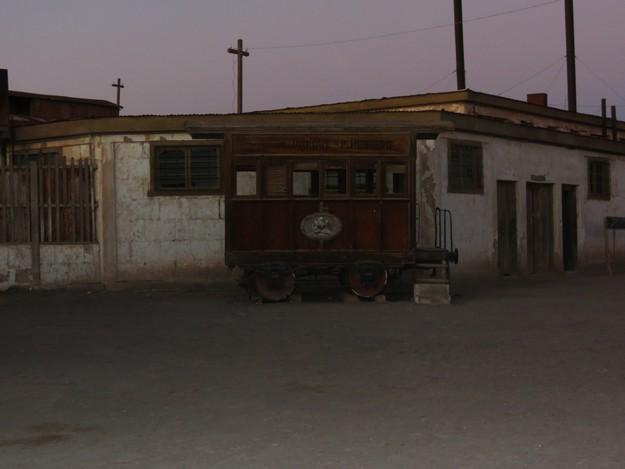 Santiago Humberstone «Actividad Paranormal»