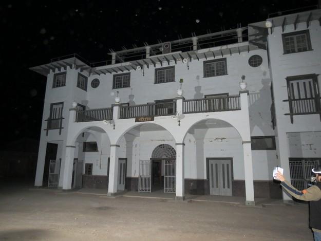 Chacabuco «Ecos del más allá»